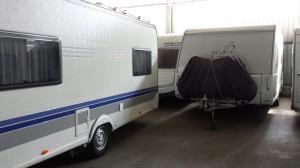 caravanstalling Zwitserland